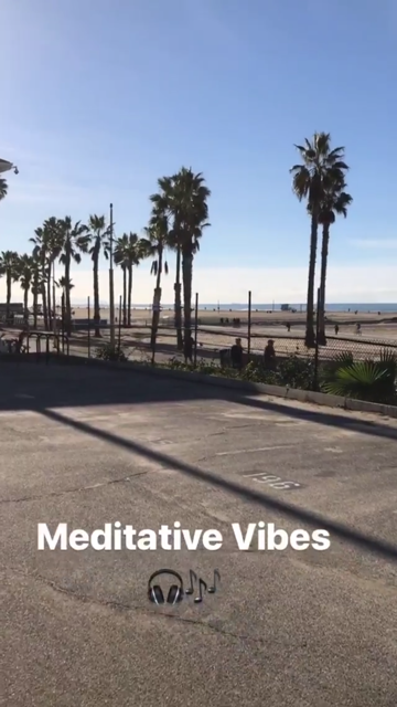 Meditative Vibes Santa Monica Event