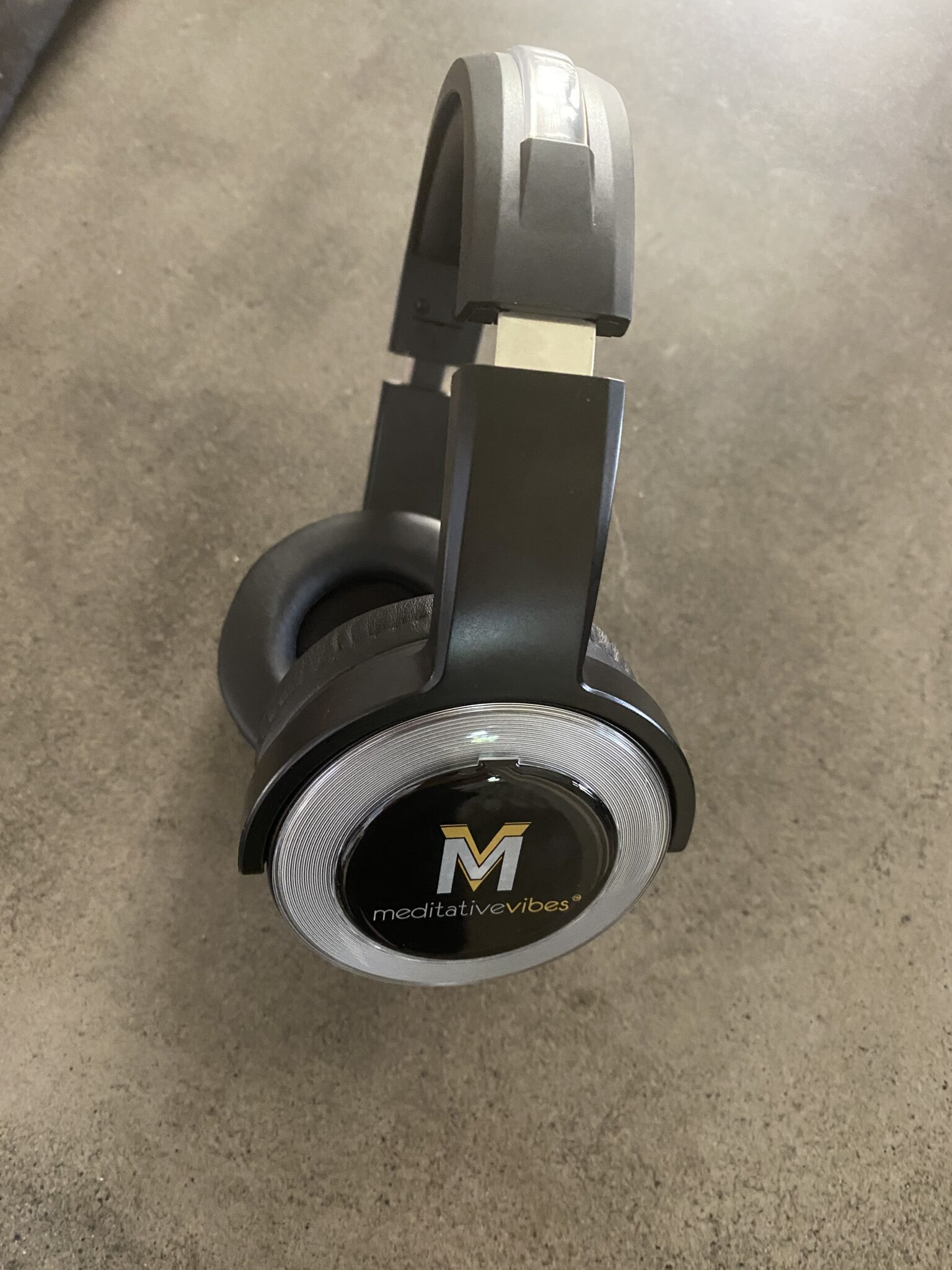 Meditative Vibes Headphones