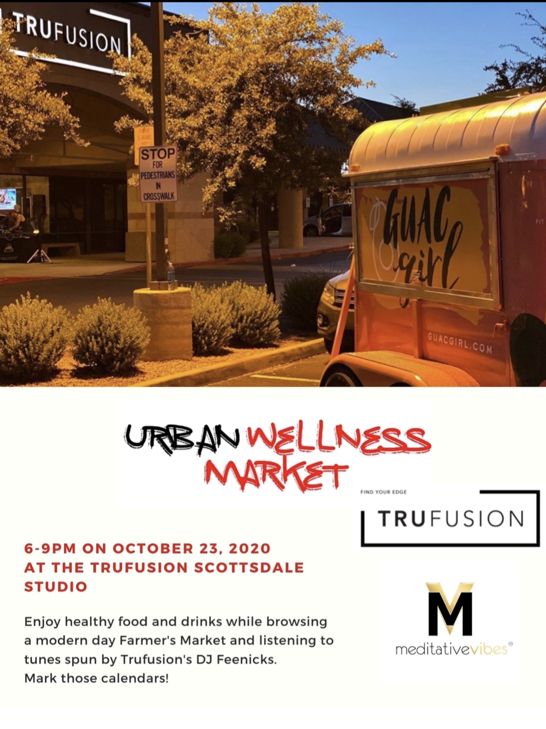 Meditative Vibes & Urban Wellness Market